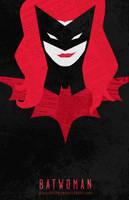 Batwoman by triple6punkie