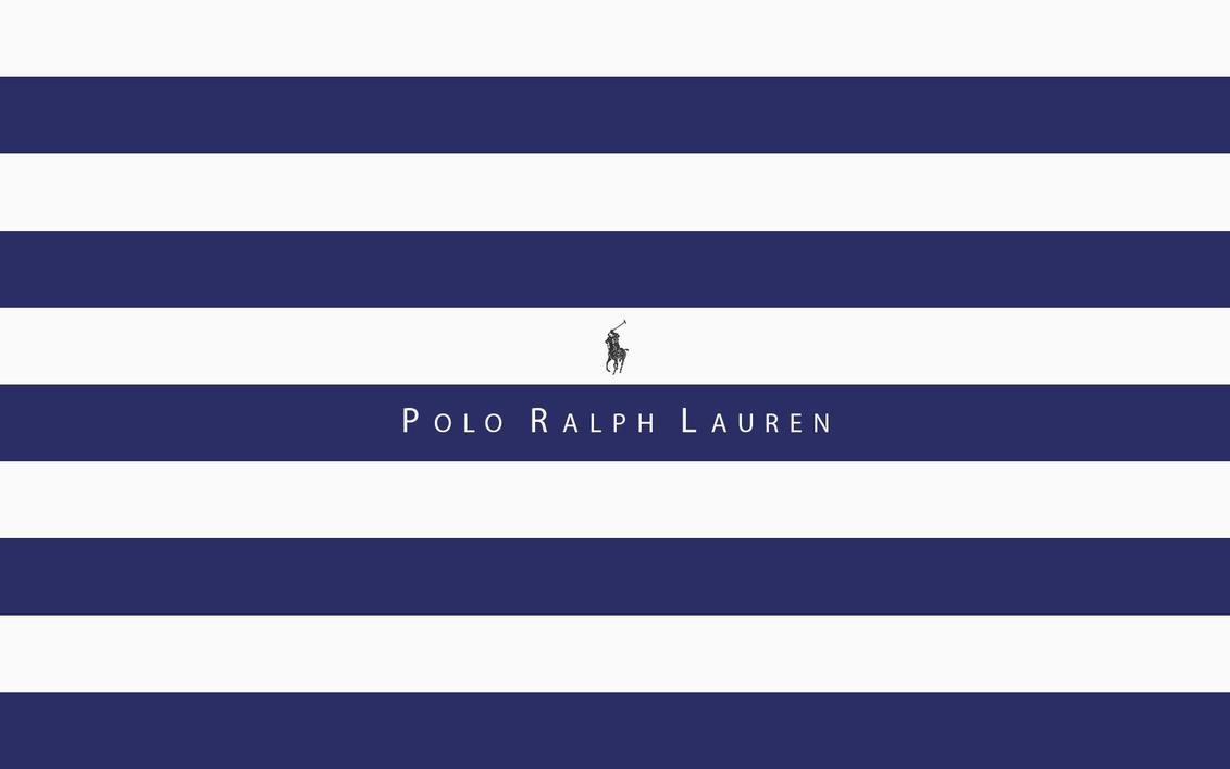 Polo blue and white stripes by drobati on deviantart - Ralph lauren wallpaper ...