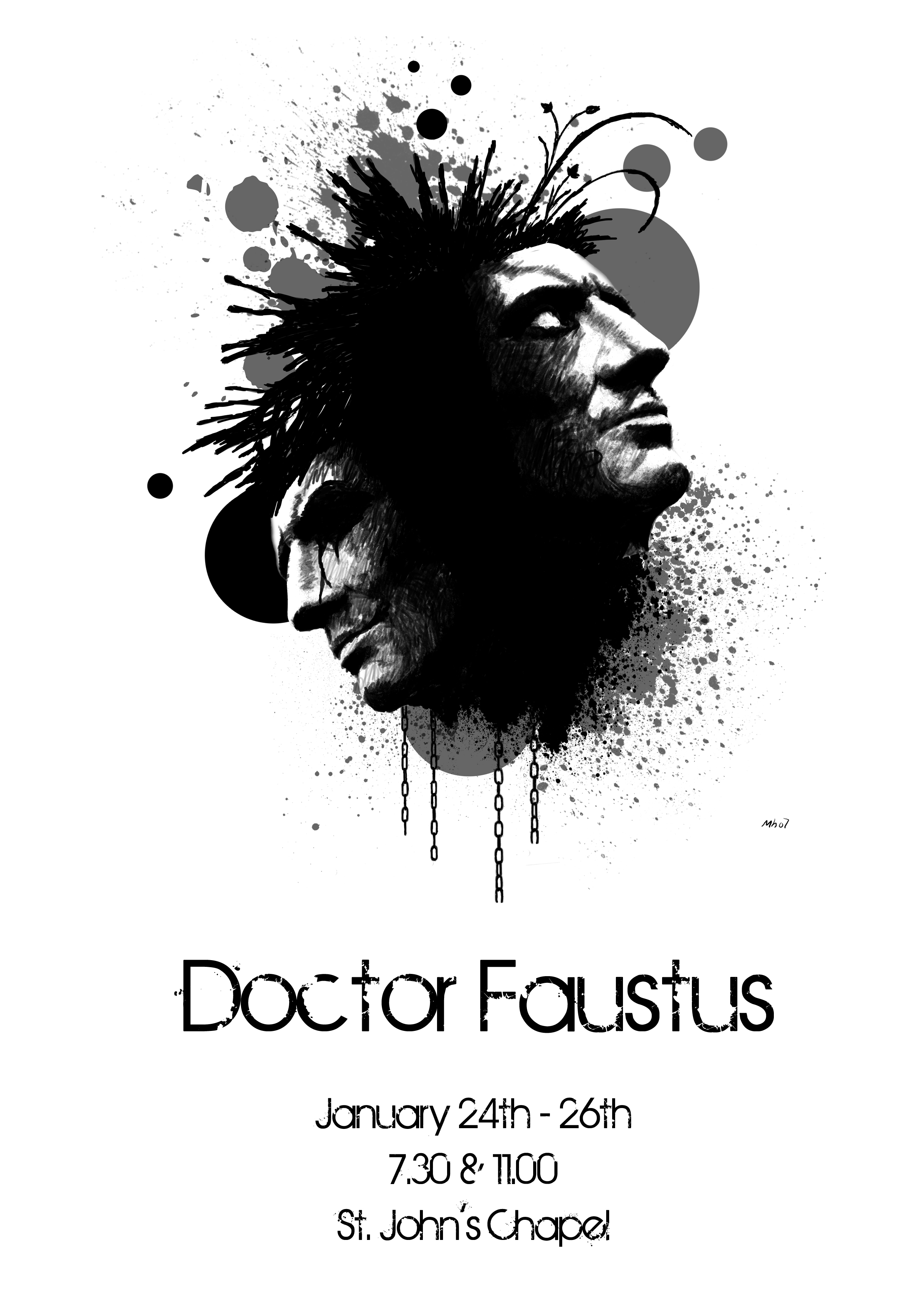 What part of Doctor Faustus do you think reflects key themes of the Renaissance?