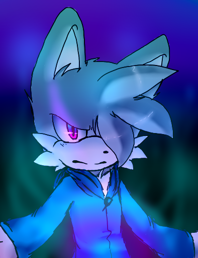 color practice with Omi by Twilight-Entropy