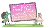 Snailetons || 3-Day Free MYO Event -NOW OPEN- by Twilight-Entropy