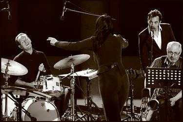Sylvia Versini Octet .jazz.