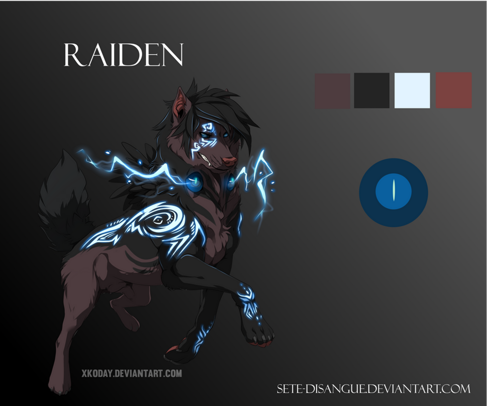Raiden by Sete-DiSangue