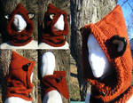 Fantasy Fox Cowl - Main Color Spice