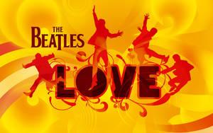 Beatles Love1280x800 by vaniergt89
