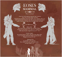 CS Eoses - Mammal Introduction by PkingSora