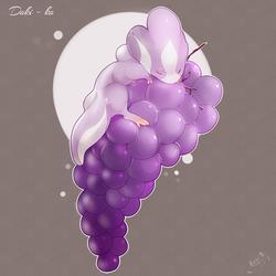 CS Dokiko Grape - Flatsale -   CLOSED by PkingSora