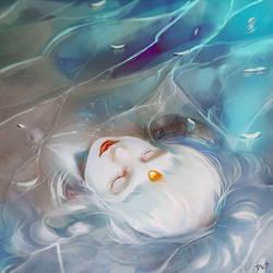 P - Weaver of Ice by PkingSora