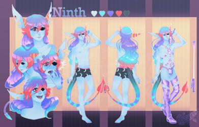 Com - Ginjinka  Ninth. by PkingSora