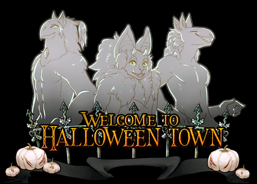 Halloween Banner By Bloodyngore S by PkingSora