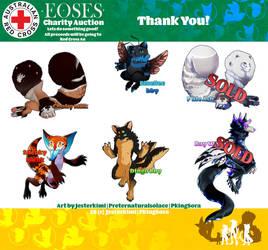 CS  AU Eoses Charity Auction OPEN by PkingSora
