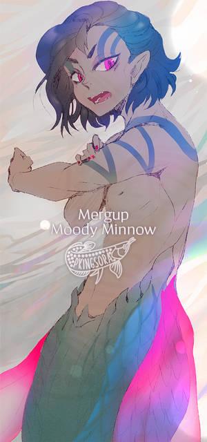AB Sketch - Moody Minnow