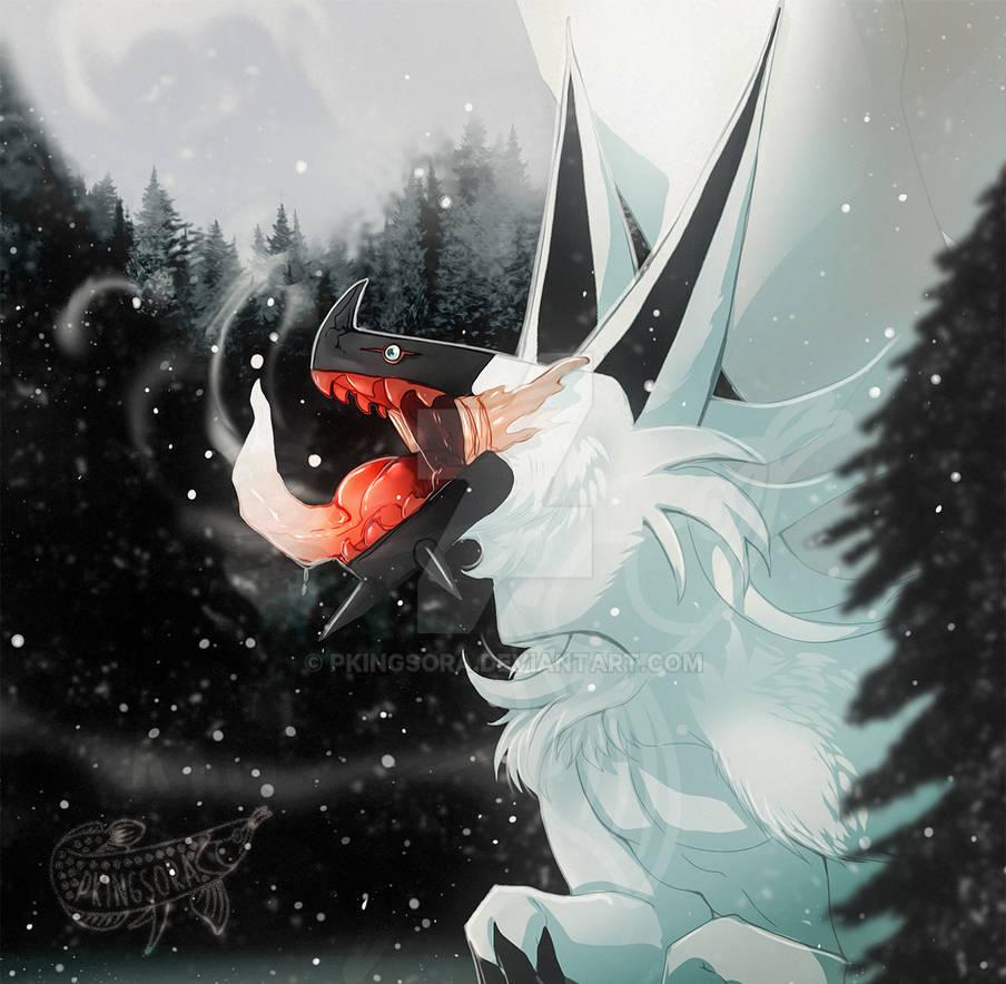 PROMPT: FIrst Snow -Grabuki -SNOOOOOOOOOOOOOOOOOW