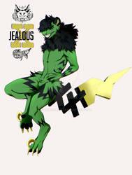 Personal - Phantagrin - JealousX