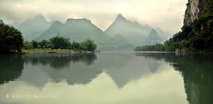 Li River by Hestefotograf