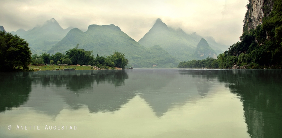 Li River by Hestefotograf