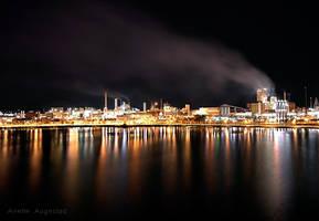 New Industrial by Hestefotograf