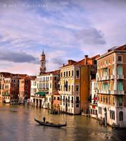 Beautiful Venezia by Hestefotograf