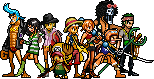 Strawhat Crew Strong World 1 by MozMarShalz