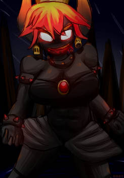 God-Slayer Bowsette