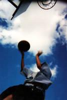 basketball. by howdarntragic