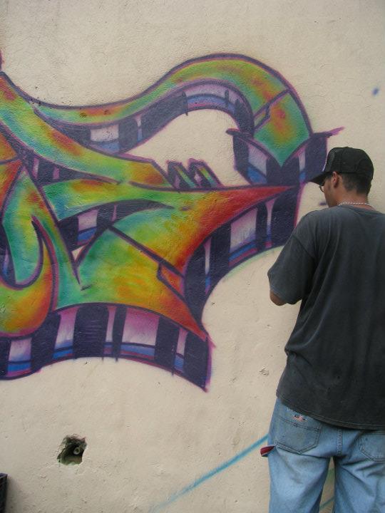 painting in la vega by sealofgod