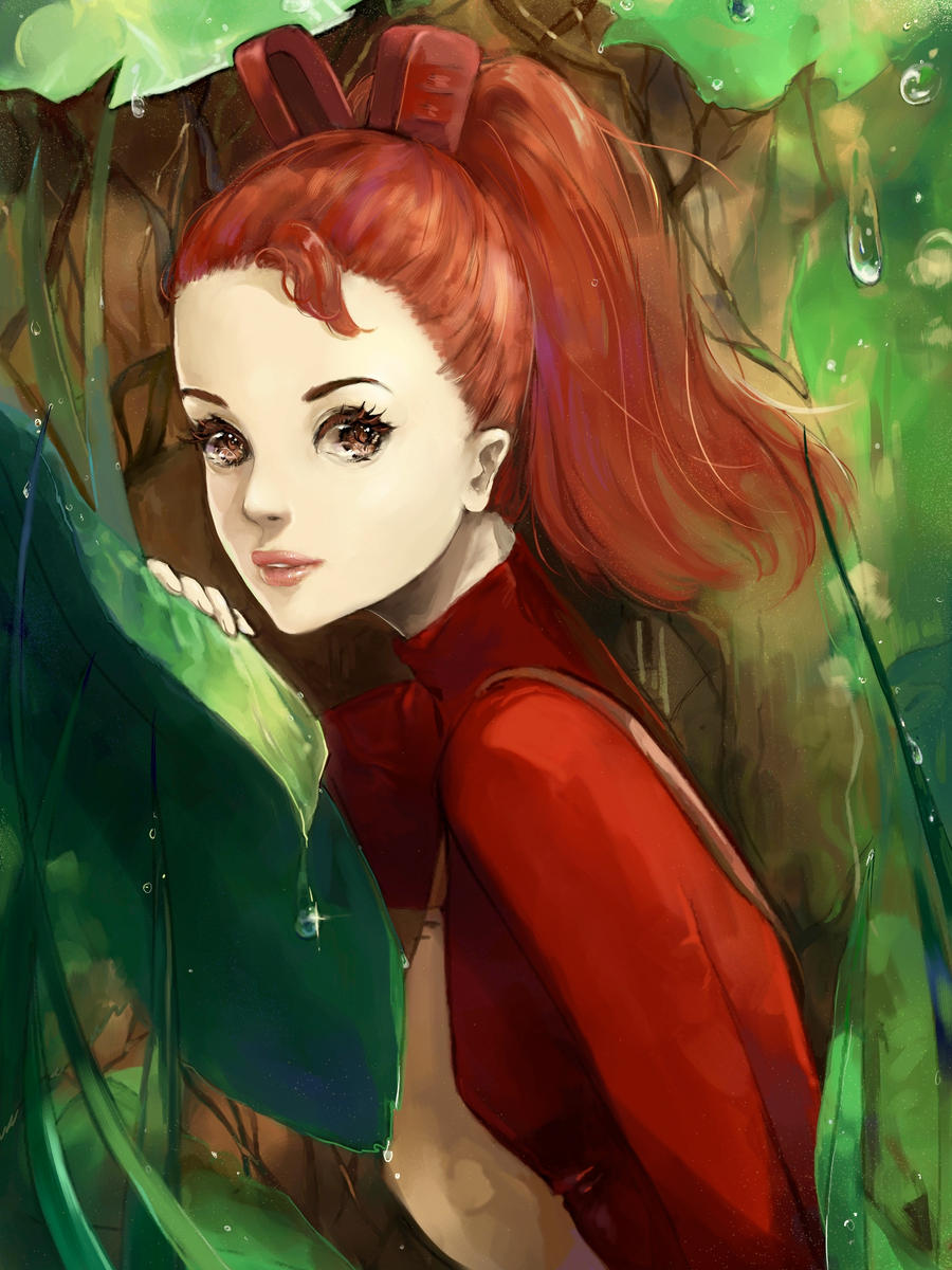 Arrietty by bluesaga331