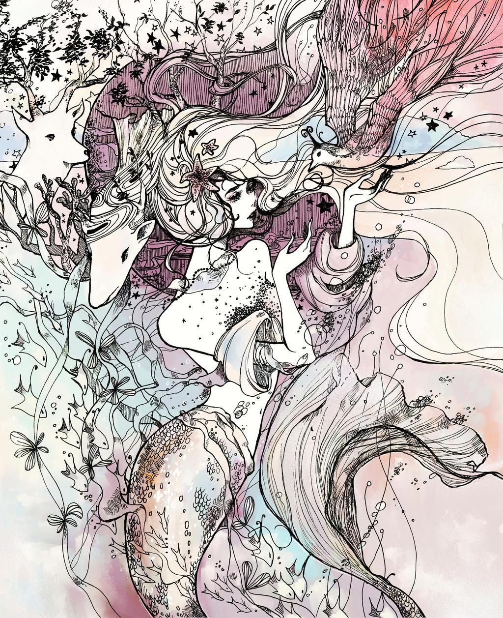 Fantasy by bluesaga331