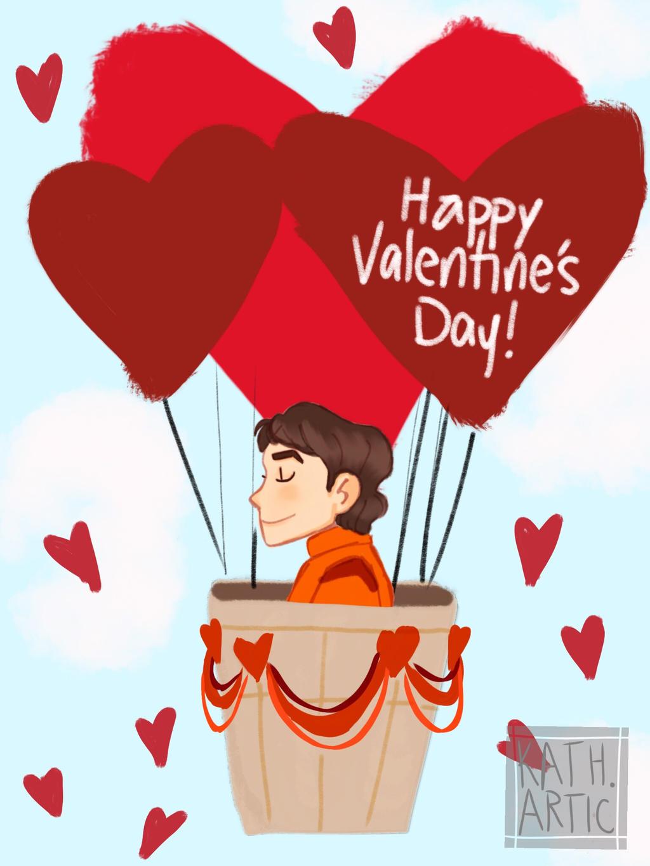 Saint Valentines Day History of the Card  novareinnacom