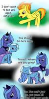 Trixie's Doubt