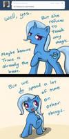 Ask Trixie - Luna's Student