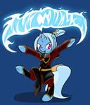 Trixie as Azula
