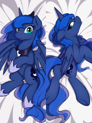 Princess Luna by TheParagon