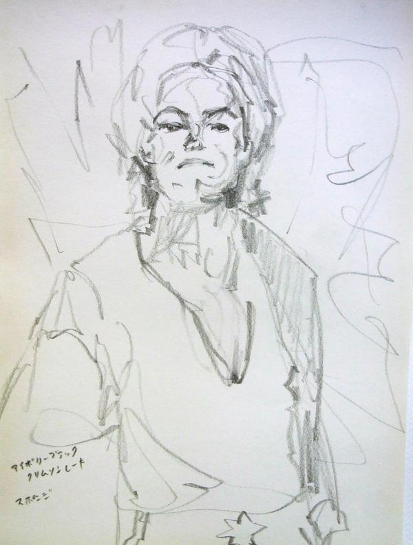 rough sketch by HitomiOsanai