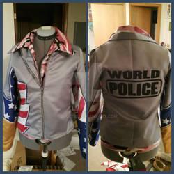 Sarah - Team America Jacket
