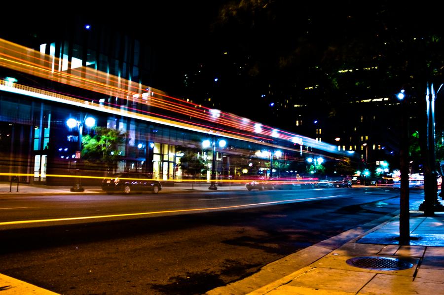 Night Bus by GambllingYouth