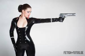 shoot 'em up by SenoritaPepita