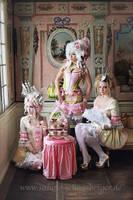 Les belles Dames by SenoritaPepita