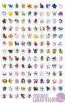 Canad Pokedex poster