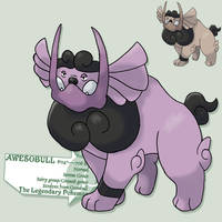 The most awesome of bulldogs by G-FauxPokemon