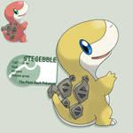 Starter: petit pebble pokemon