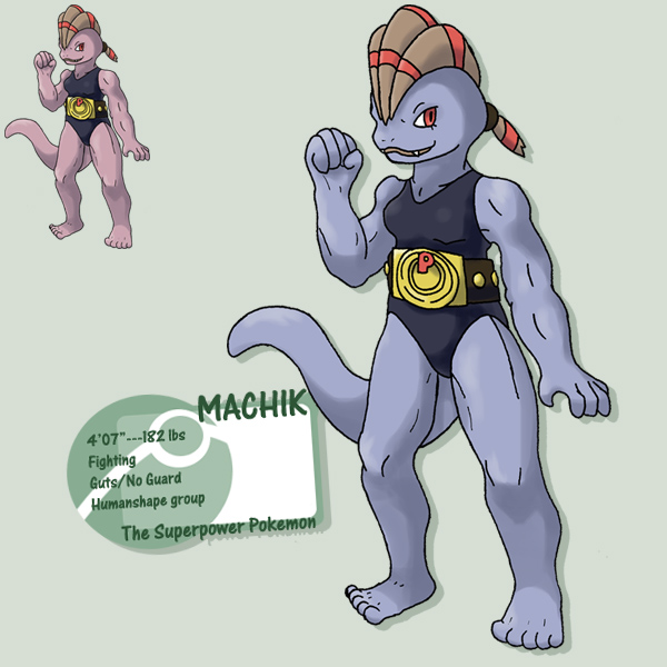 machop evolution - photo #28