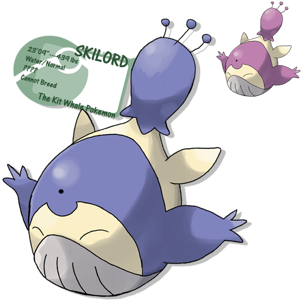 Quotes That Make You Drop a Fic - Now With Rules | Page 21 ... Wailord And Diglett