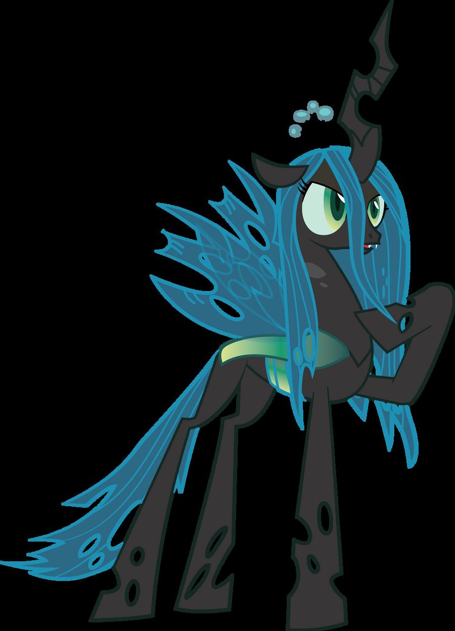 Queen Chrysalis vector by MarinaPg on DeviantArt
