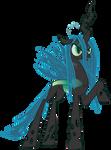 Queen Chrysalis vector 2.0