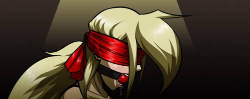 Rara Seeing Red by WossaRem