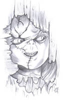 B+G Chucky by LBalch86
