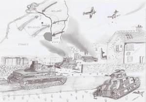 Fall Gelb: Battle of Belgium