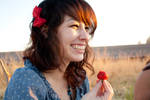 Strawberry Giggle by furubalunchbox