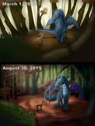 Improvement! by FrozenFerocity